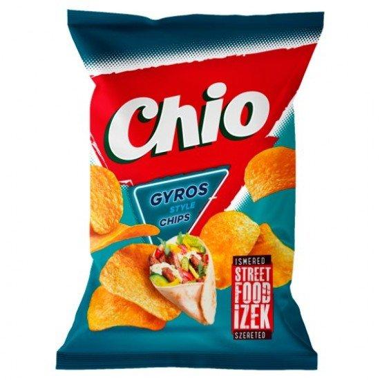 Chio Chips Gyros ízben 70 g
