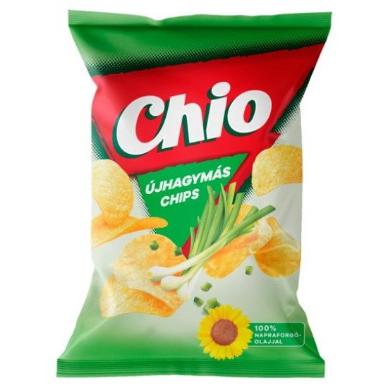 Chio Chips spring onion 70 g