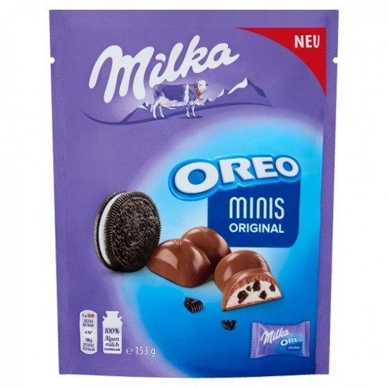 Milka Oreo Mini Original tejcsokoládé 153 g