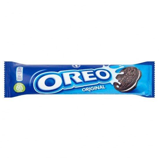 Oreo Original vaníliás töltött keksz 154 g