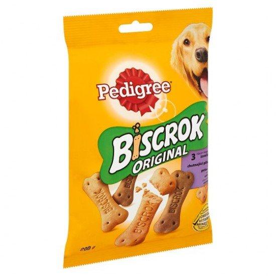 Pedigree Biscrok Mix jutalomfalat 200 g