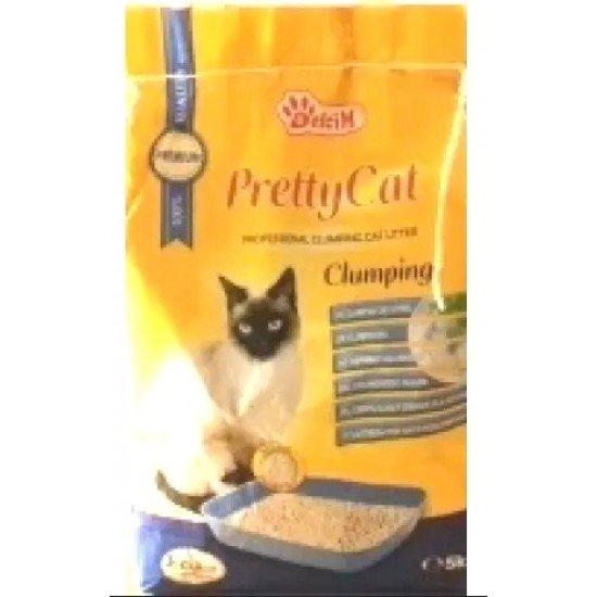 Pretty Cat cat litter natur 5 kg