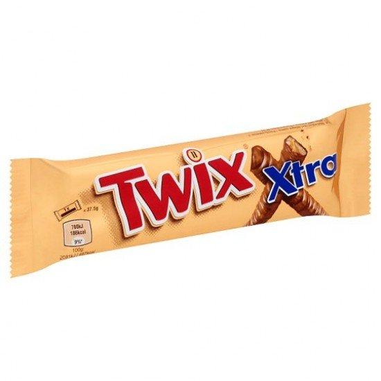 Twix Xtra tejcsokoládé 75 g