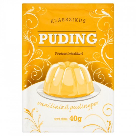 Lucullus vaníliás pudingpor 40 g