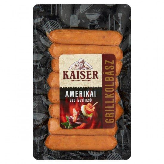 Kaiser grillkolbász amerikai 190 g