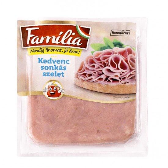 Família Kedvenc sonkás szelet 100 g