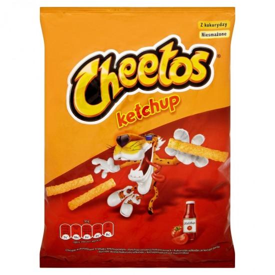 Cheetos chips kethup 43 g