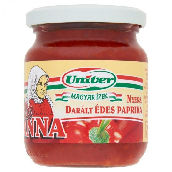 Univer Édes Anna sweet paprika cream 200 g