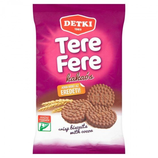 Detki Tere Fere cocoa tea biscuit 200 g