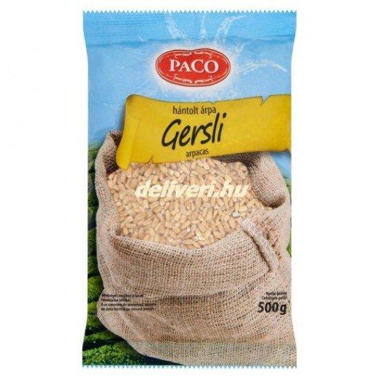 Paco hulled barley 500 g