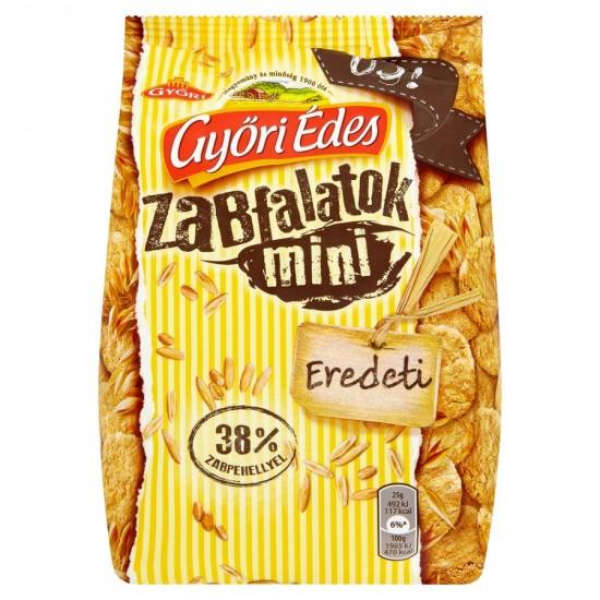 Győri mini oat biscuit 140 g