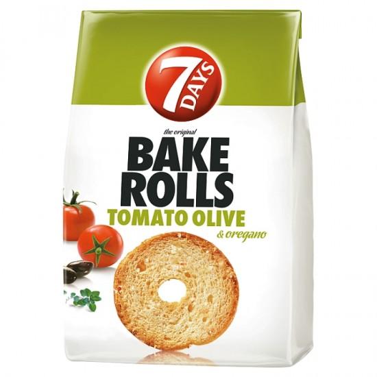7 Days Bake Rolls tomato - oregano 80 g