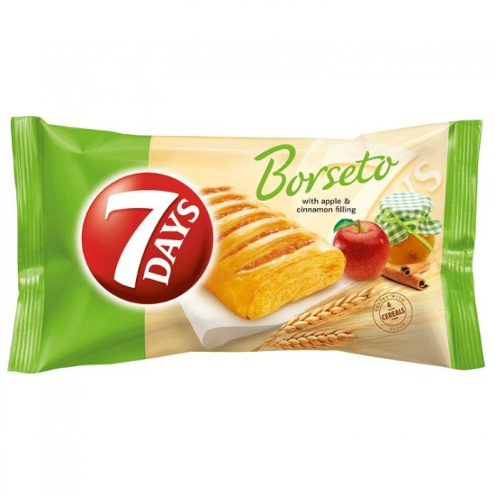 7 Days Borseto apple-cinnamon 80 g
