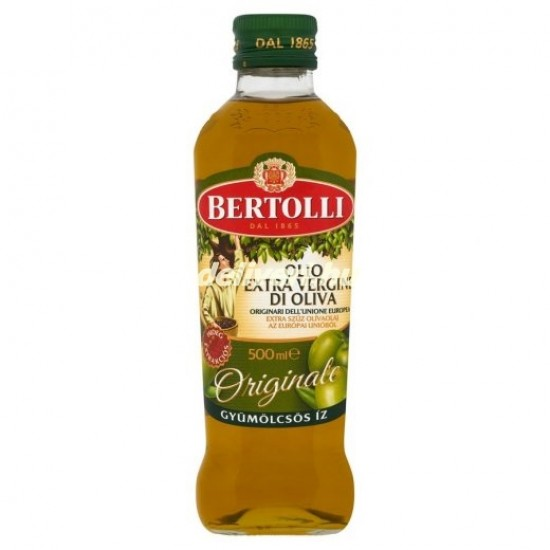 Bertolli Originale extra virgin olive oil 0,5 L