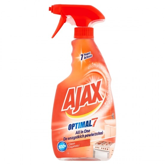 Ajax Optimal7 All in 1 univerzális tisztító spray 500 ml