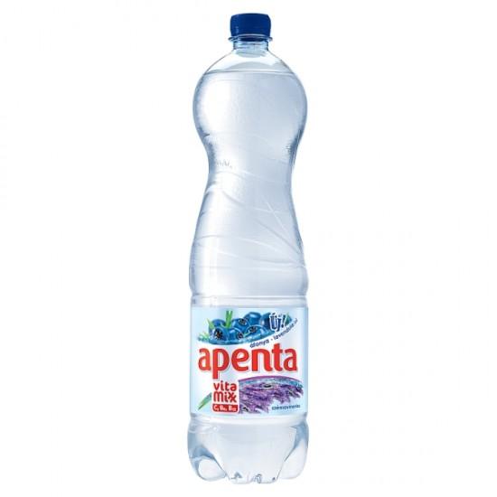 Apenta Vitamixx áfonya - levendula ízű szénsavmentes üdítőital 1,5 L