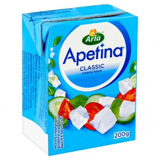 Arla Apetina Classic soft cheese 200 g