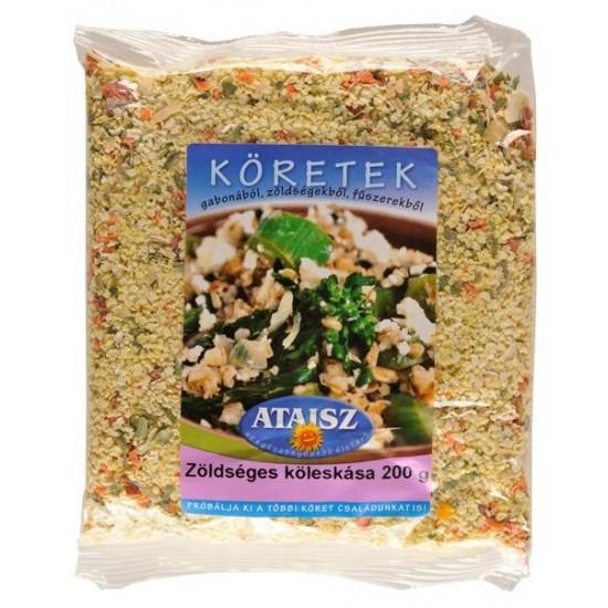 Ataisz Köretek zöldséges köles 200 g