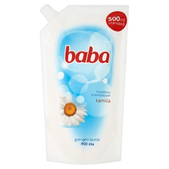Baby Chamomile Soap Refill Soap 500 ml