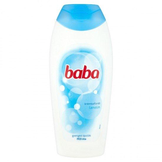 Baba lanolin shower gel 400 ml
