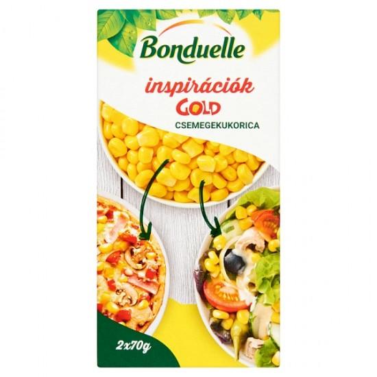Bonduelle Inspirations Sweet corn 2x70 g