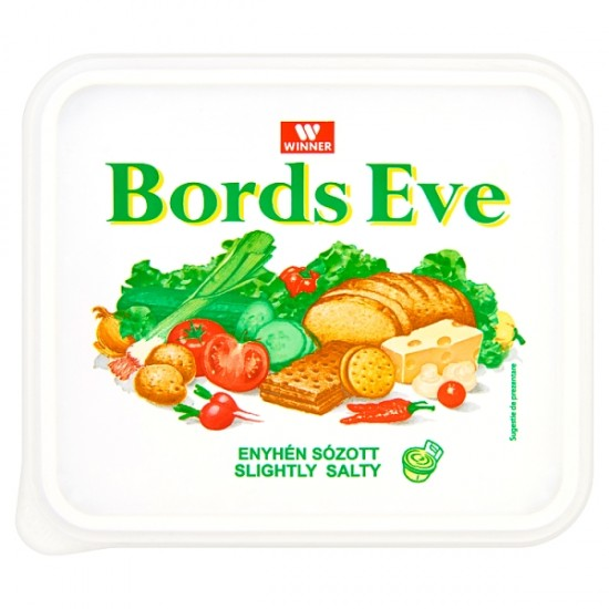 Bords Eve slightly salted margarine 500 g