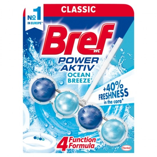 Bref Classic Power Active Ocean Breeze wc freshener 50 g