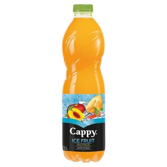 Cappy Ice Fruit 1,5 L peach - melon fruit juice