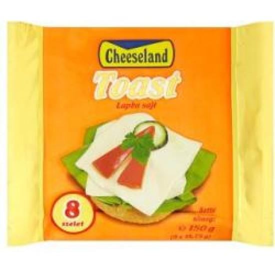 Cheeseland toast lapkasajt 150 g