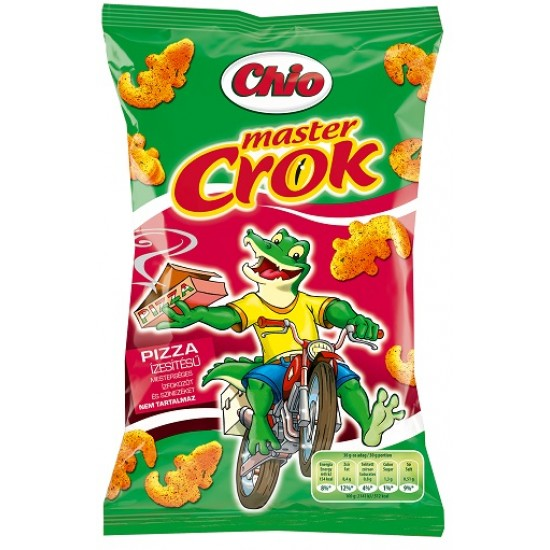 Chio Master Crock chips pizza 40 g