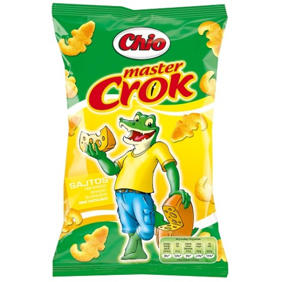 Chio Master Crock chips cheese 40 g