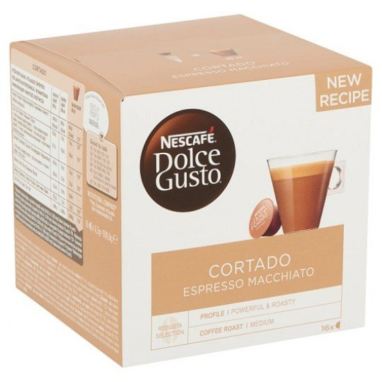 Nescafé Dolce Gusto Cortado 16 db 100,8 g