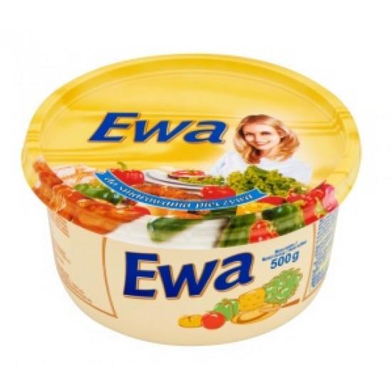 Ewa kenhető margarin 20% 500 g