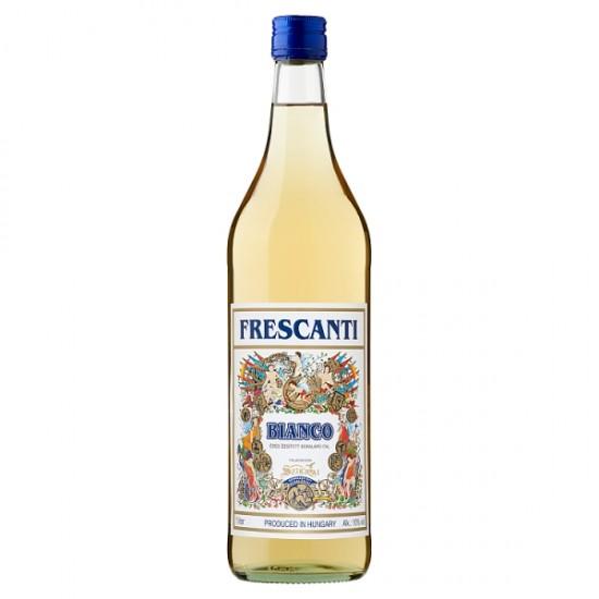 Frescanti bianco ízesített boralapú ital 10% 1 L