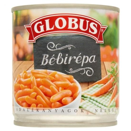 Globus baby carrot 400g