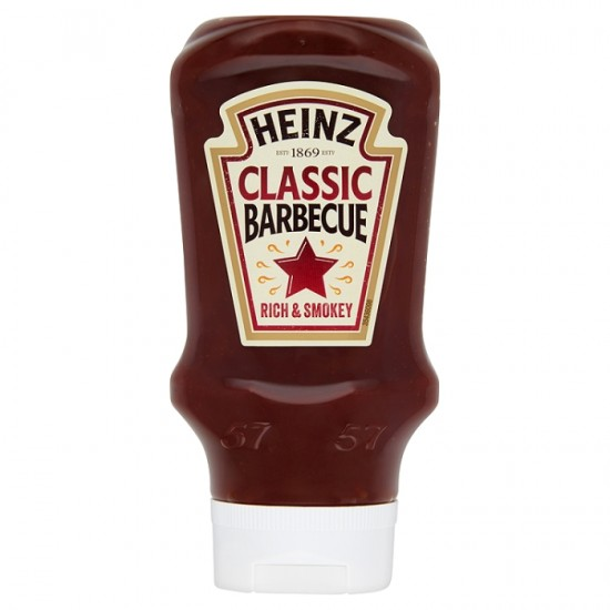 Heinz barbecue classic sauce 480 g