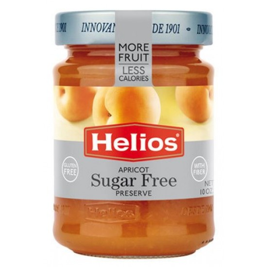 Helios diabetikus sárgabarack lekvár 280 g