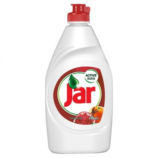 Jar pomegrante dish soap 450 ml