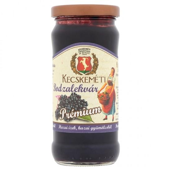 Univer Kecskeméti elderberry jam 60% fruit 300 g