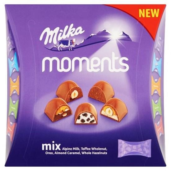 Milka Moments válogatás 97 g