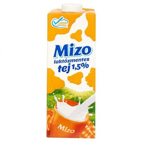 Mizo UHT lactose-free milk 1,5% 1 L