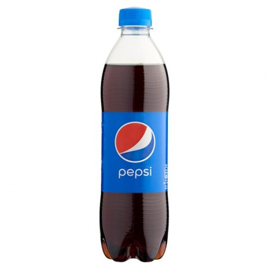 Pepsi cola soft drink 0,5 L