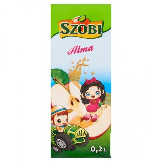 Szobi apple juice 12% 0,2 L