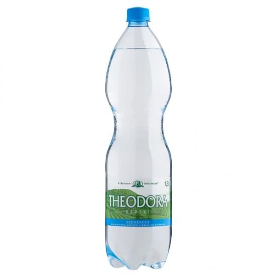 Theodora Kereki mineral water with gas 1,5 L