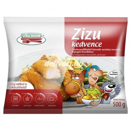 Valdor Zizu chicken breast coat 500g (mirelit)