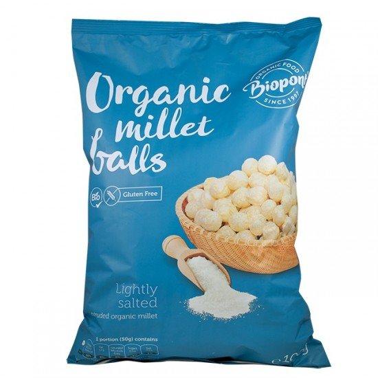 Biopont millet balls pure 100 g