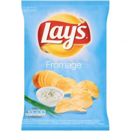 Lays sour cream - chives chips 70 g