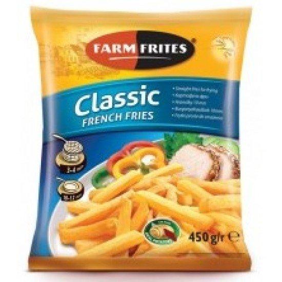 FarmFrites french fries 450g (mirelit)