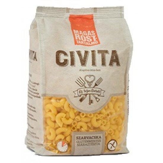Civita gluténmentes szarvacska tészta 450 g
