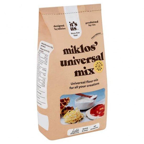 It's Us Miklos' univerzális lisztkeverék 1 kg